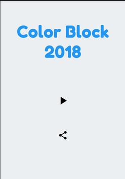 Color Block 2018 poster
