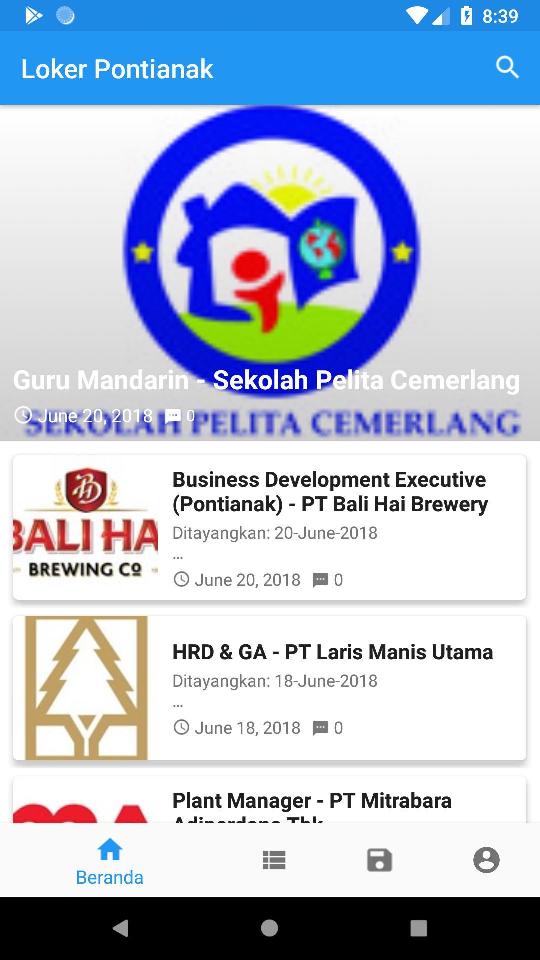 Lowongan Kerja Pt Bali Hai Brewery Indonesia Info Seputar Kerjaan