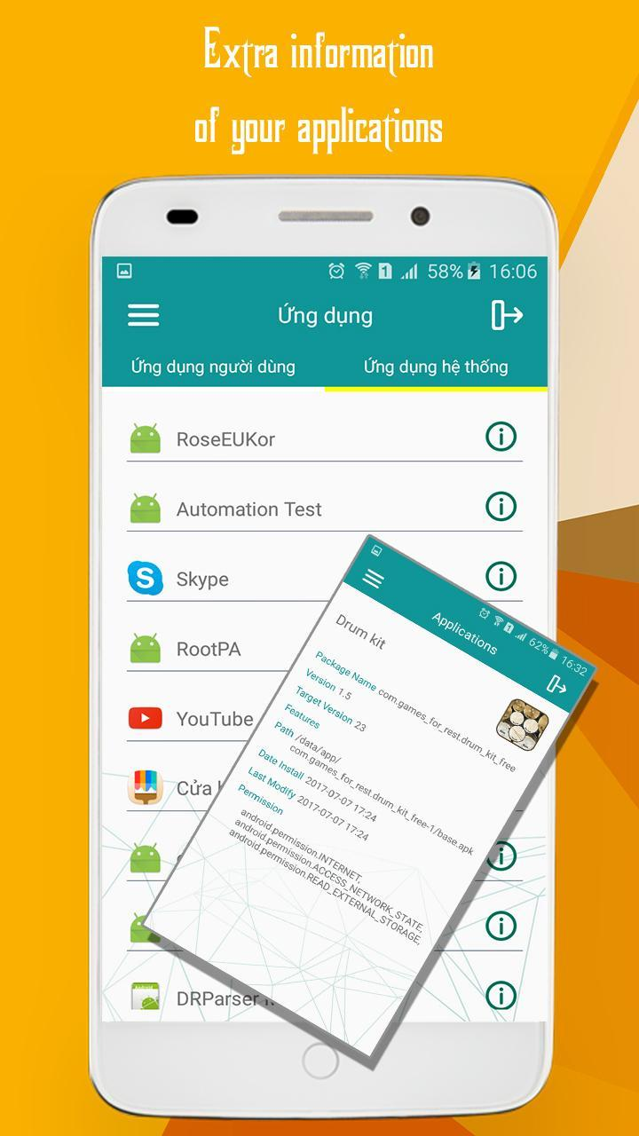 My Device Info – CPU-Z for Android - APK Download