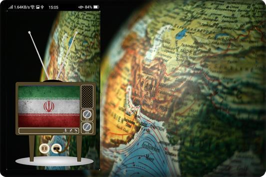 Iran Info TV Channels app poster