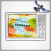 TV Germany Channels Sat icon