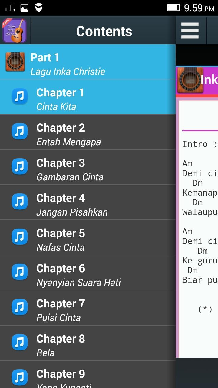 Lagu Inka Christie For Android Apk Download