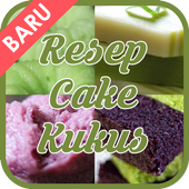 Resep Cake Kukus icon