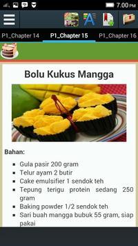 Resep Cake Kukus screenshot 2