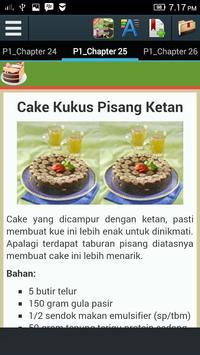 Resep Cake Kukus screenshot 4