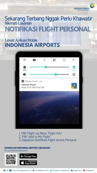 Indonesia Airports poster