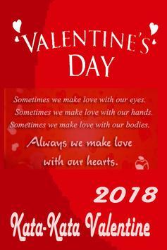 Kata-Kata Hari Valentine 2018 poster