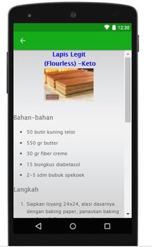 Resep Kue Lapis Legit screenshot 2