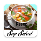 Resep Sup Sehat icon