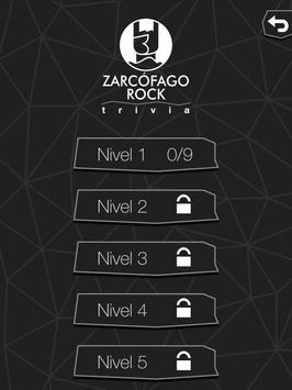 ZarcófagoRock Trivia apk screenshot