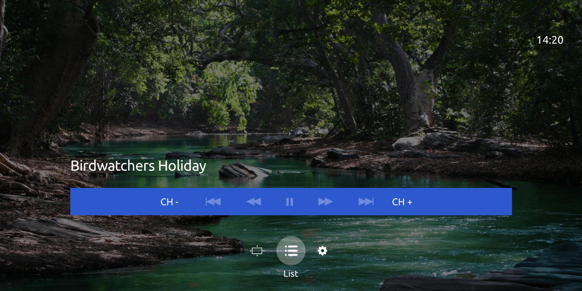 Ministra Player for Android TV and STB for Android - APK Download