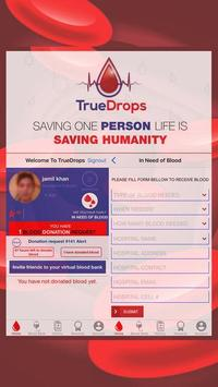 TrueDrops apk screenshot