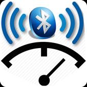 Bluetooth Signal Meter icon