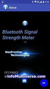 Bluetooth Signal Meter screenshot 1