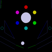 Pinball Classic Vector icon