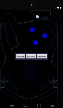 Pinball Classic Vector poster