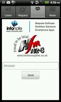 Harborough FM screenshot 3