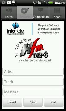 Harborough FM poster
