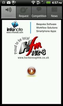 Harborough FM screenshot 2