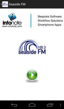 Seaside FM poster