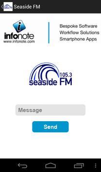 Seaside FM apk screenshot