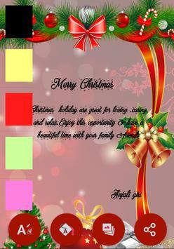 christmas card maker screenshot 13