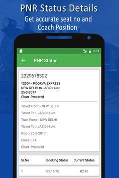 PNR & Running Status screenshot 7