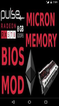 GPU Bios Mod for AMD RX Series poster