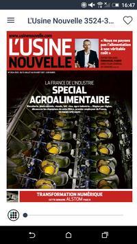 L'Usine Nouvelle Numérique screenshot 2
