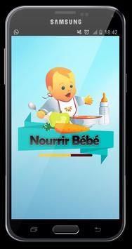 Alimentation bébé screenshot 1