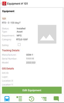 Infor EAM Android Mobile for Transit screenshot 4