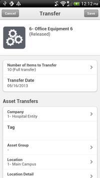 Infor Lawson Mobile Assets apk screenshot