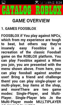 Guide ROBLOX screenshot 3