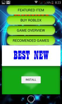 Guide ROBLOX screenshot 1