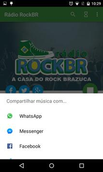 Rádio RockBR screenshot 4