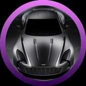 Aston Martin One-77 icon