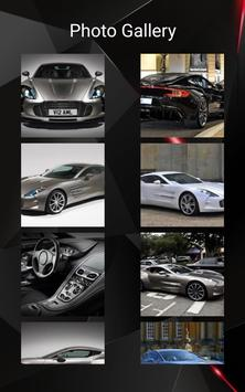 Aston Martin One-77 screenshot 3