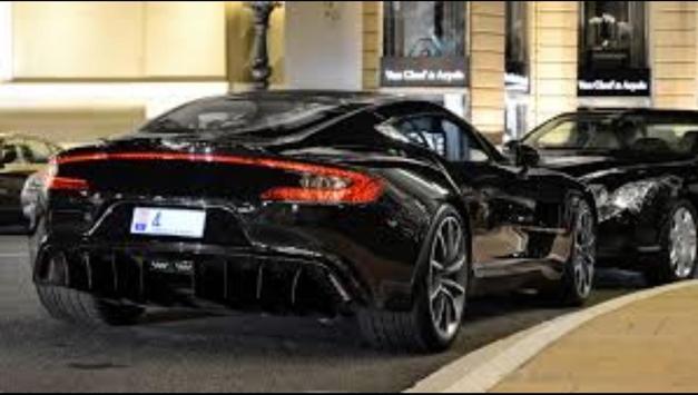 Aston Martin One-77 screenshot 21