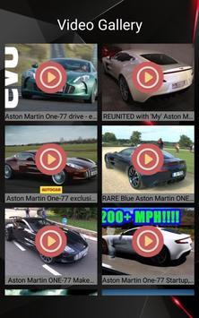 Aston Martin One-77 screenshot 2