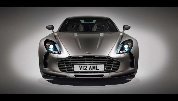 Aston Martin One-77 screenshot 4