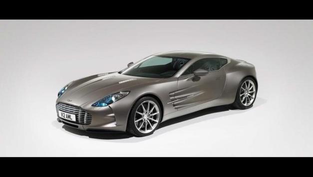 Aston Martin One-77 screenshot 6