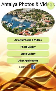 Antalya Photos and Videos poster