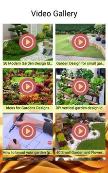 Inspiring Garden Designs screenshot 1