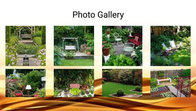 Inspiring Garden Designs screenshot 22