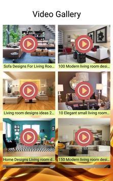 Inspiring Living Room Designs screenshot 1