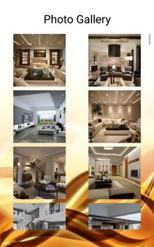 Inspiring Living Room Designs screenshot 2