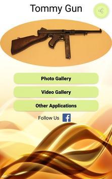 Tommy Gun poster