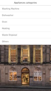 Princes Street Suites screenshot 1
