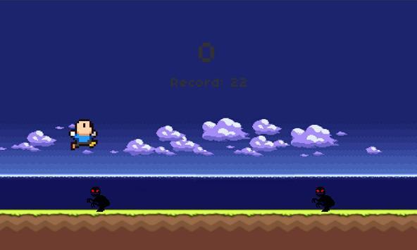 The Amazing Jump Man I apk screenshot