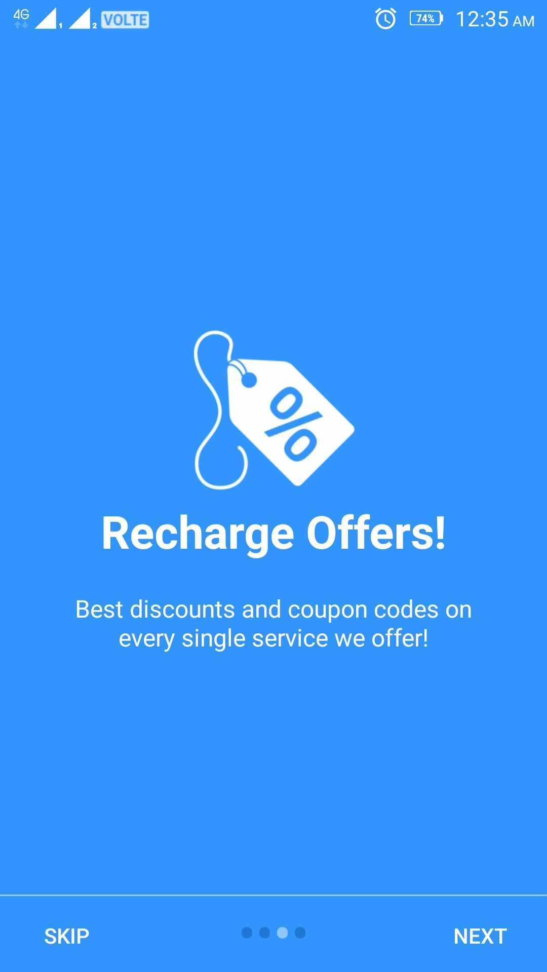 Free Recharge Tricks for Android - APK Download